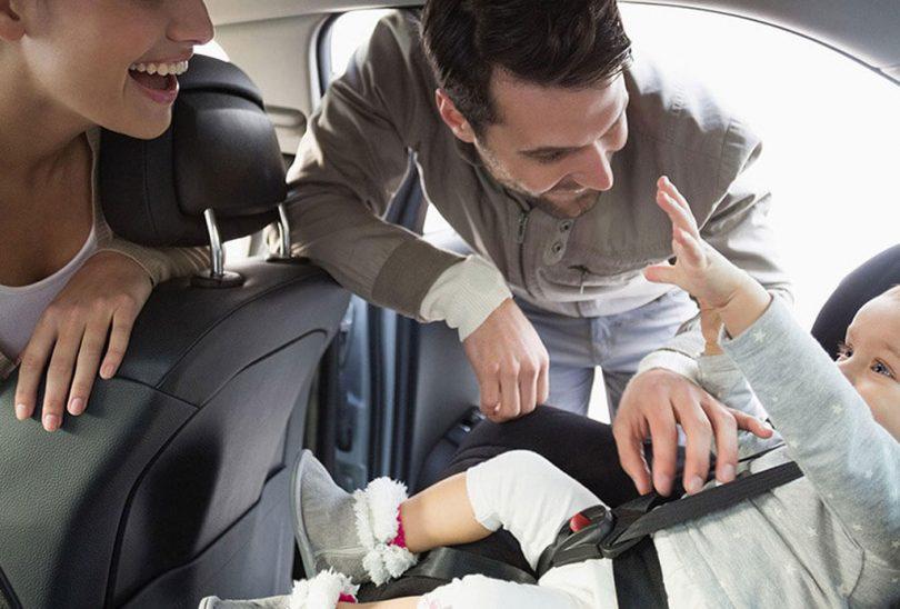 Arabada bebek koltuğu bulundurmama cezası