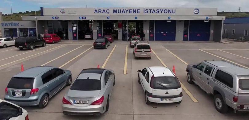 Araç muayene öncesi kontrol edilmesi gerekenler