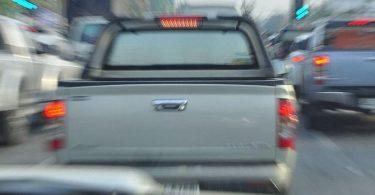 Araç takip mesafesine uymama cezası