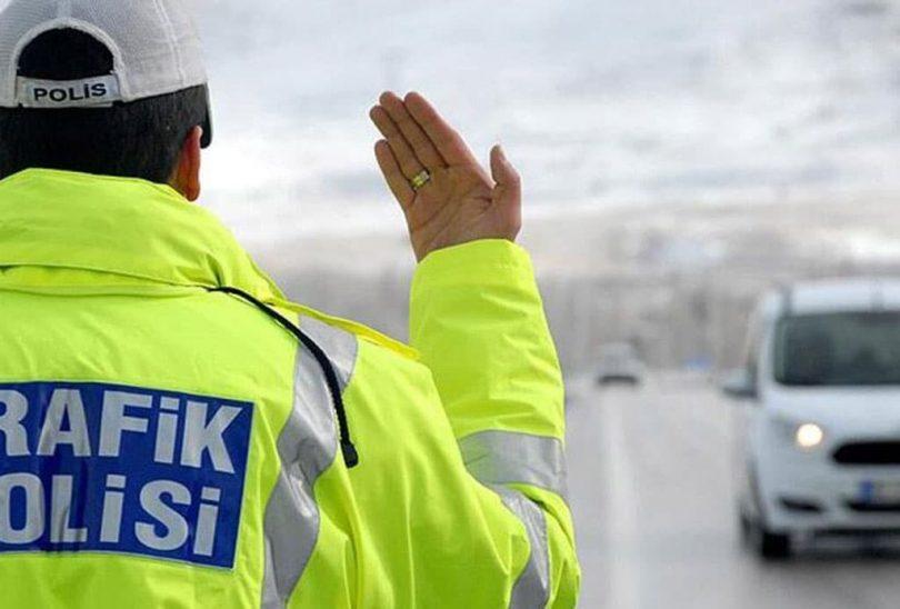 Trafik cezası nerede kesildi?