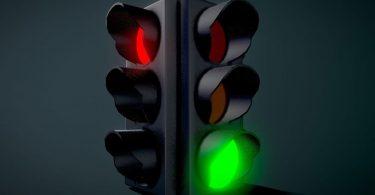 Trafik ışıkları neden sarı kırmızı ve yeşil