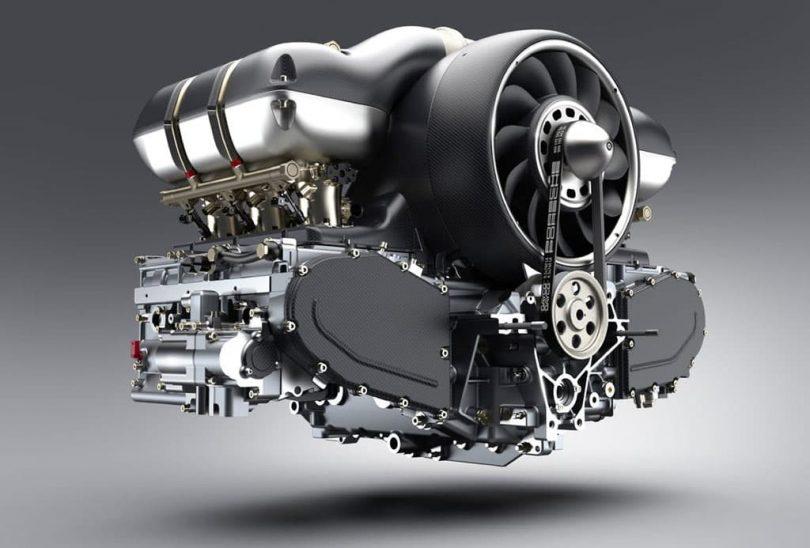 Sandık motor nedir?